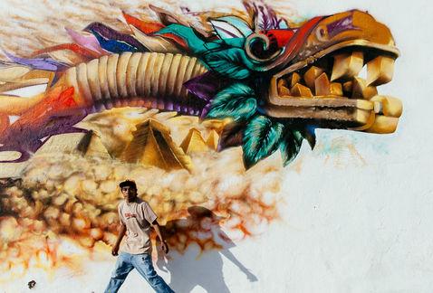 Gana mexicano premio de fotografía Sony