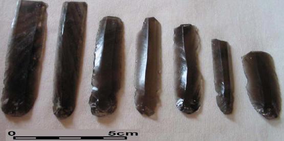 Cuchillos de obsidiana de la Edad de Piedra aún son utilizados en cirugías