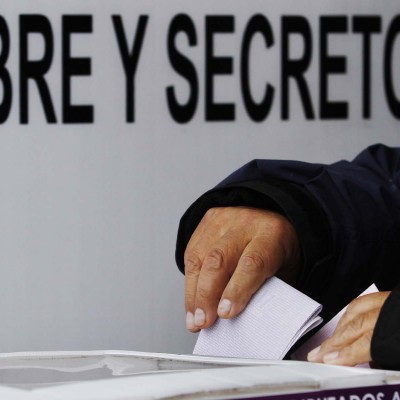 Propone Vera que no haya límite para el registro de candidatos independientes