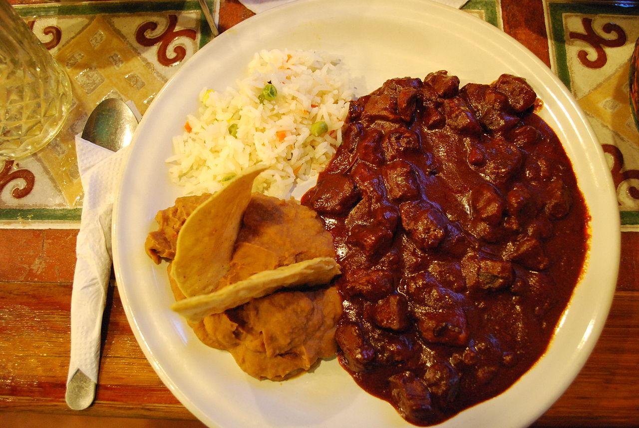 El asado de boda es un gran representante de la gastronomía de San Luis Potosí.