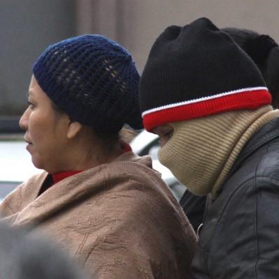 En la capital, la temperatura más baja del estado, reporta Protección Civil