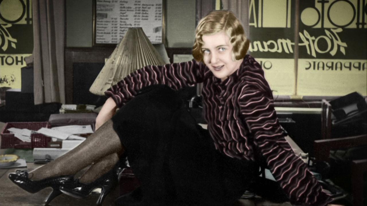 Eva Braun Color