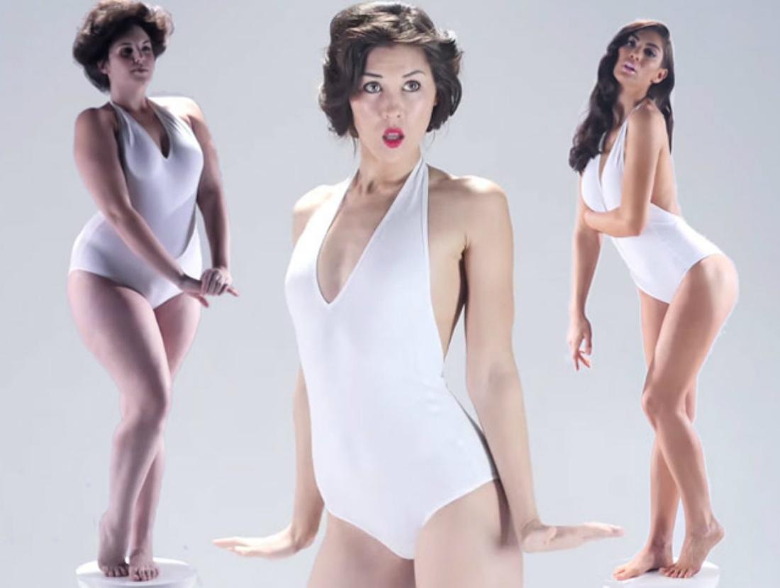 El cambio del cuerpo femenino \'ideal\' a través de los años | Astrolabio