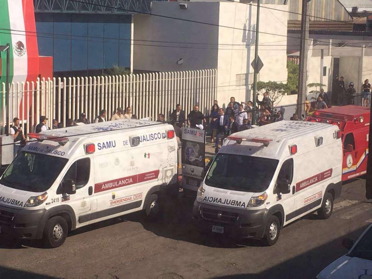Muere la tercer víctima del ataque a Fiscalía de Jalisco