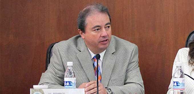 Cambian sede de comparecencia de Garza Herrera a recinto con menor aforo