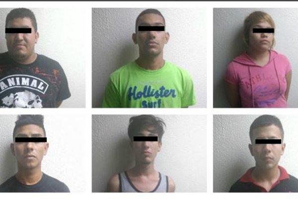 Nuevo León: Capturan a 6 de un cártel; mataron a 9