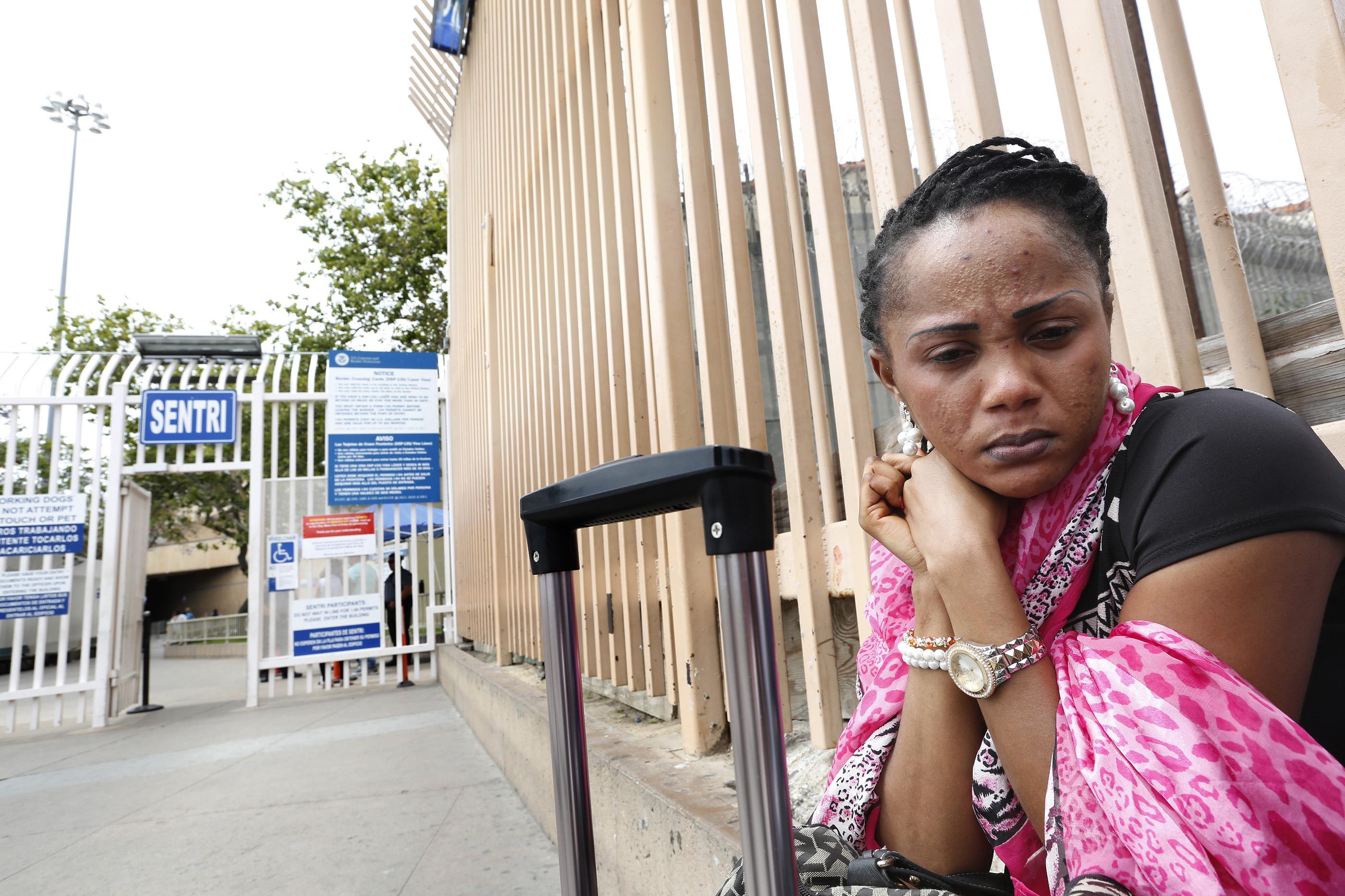 Haitianos hacen travesía por 7 países para llegar a EU