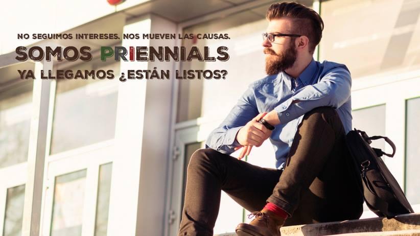 """Priísta potosino hace el ridículo en redes con """"PRIennials"""""""