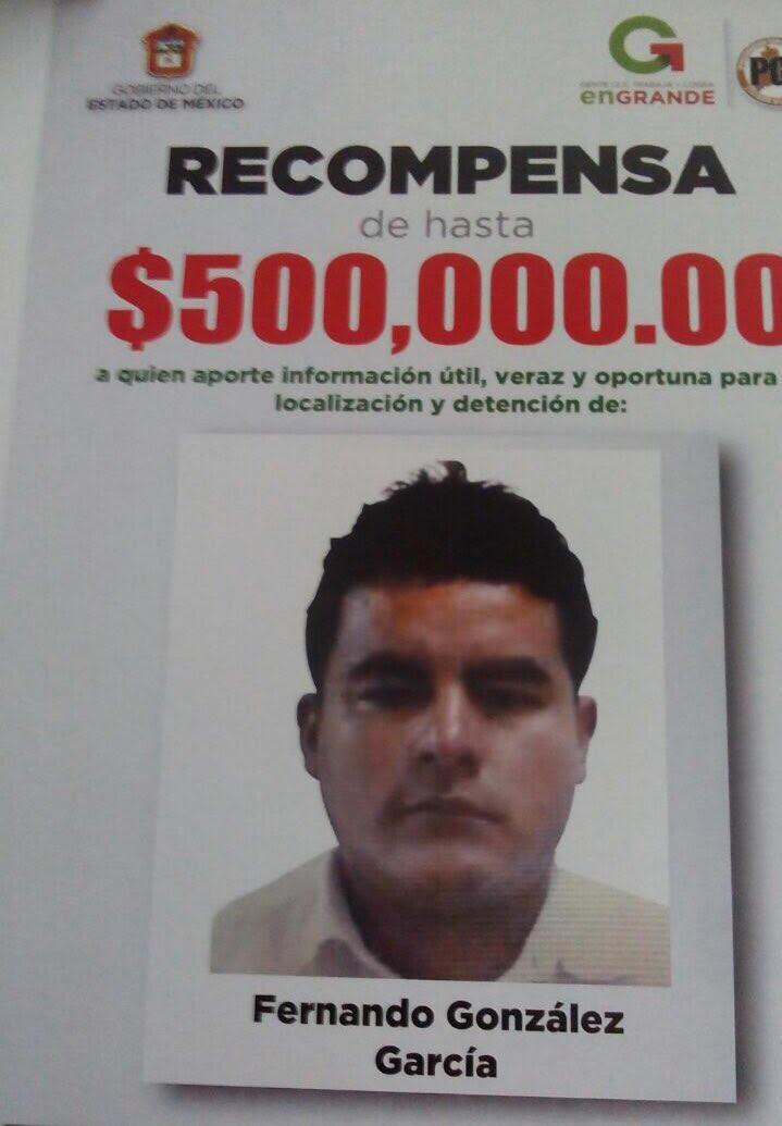 Difunden fotografía del presunto asesino de Rebeca Esquivel