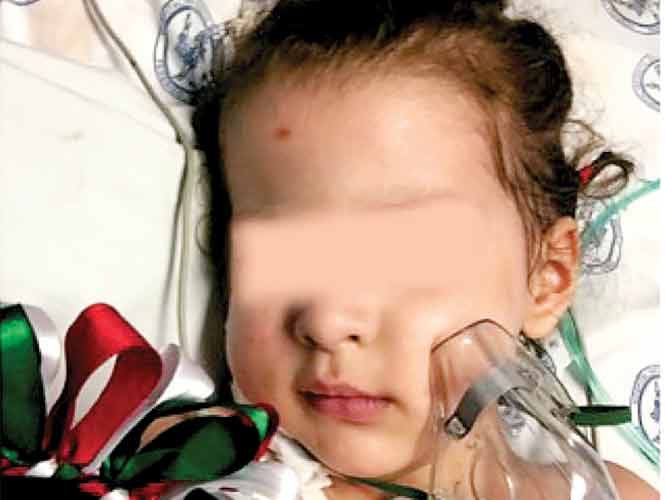 Colocan en México primer implante de corazón artificial a niña de 4 años