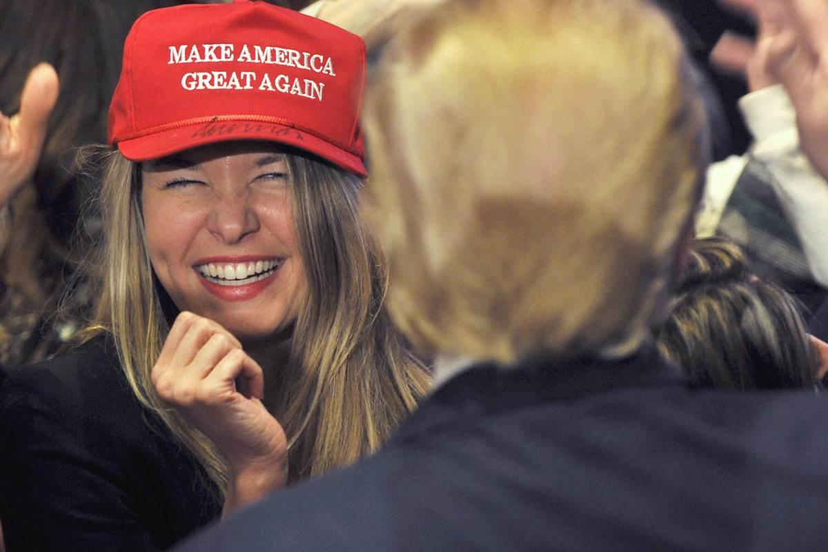 Misoginia, un factor de peso para Donald Trump