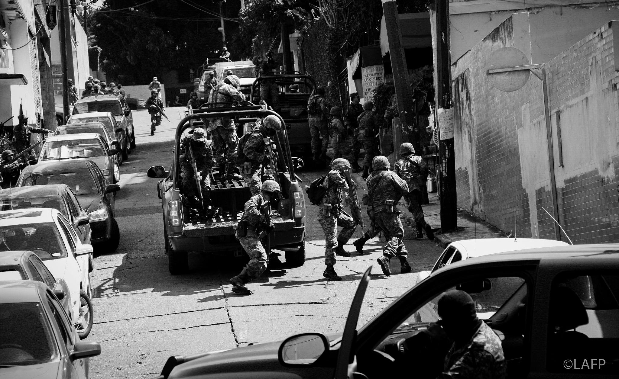 Guerra contra el narco detonó secuestros y extorsiones