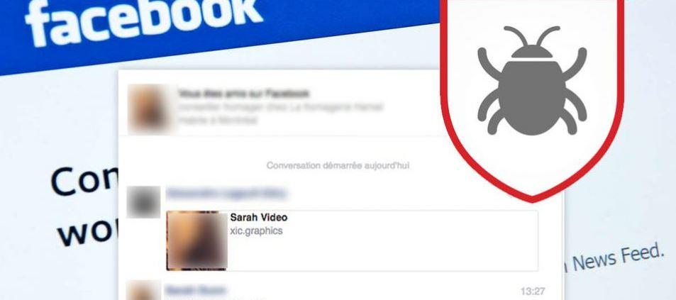 Virus 'xic.graphics', la nueva gran amenaza en Facebook