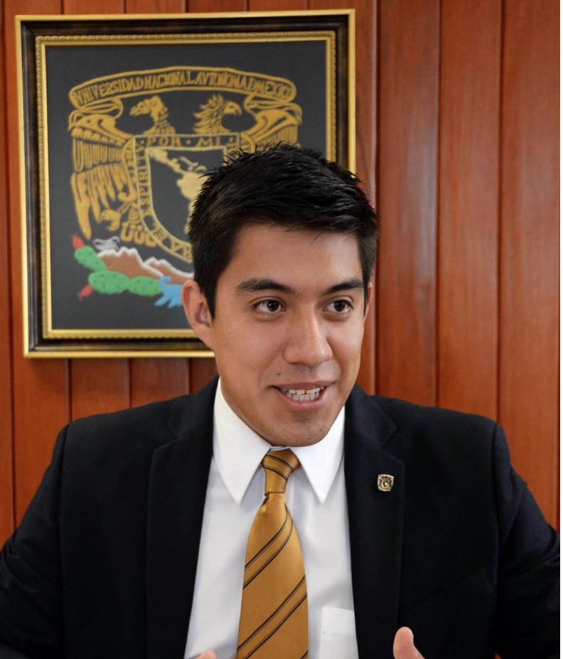 Alumno de la UNAM se integra a la NASA como investigador