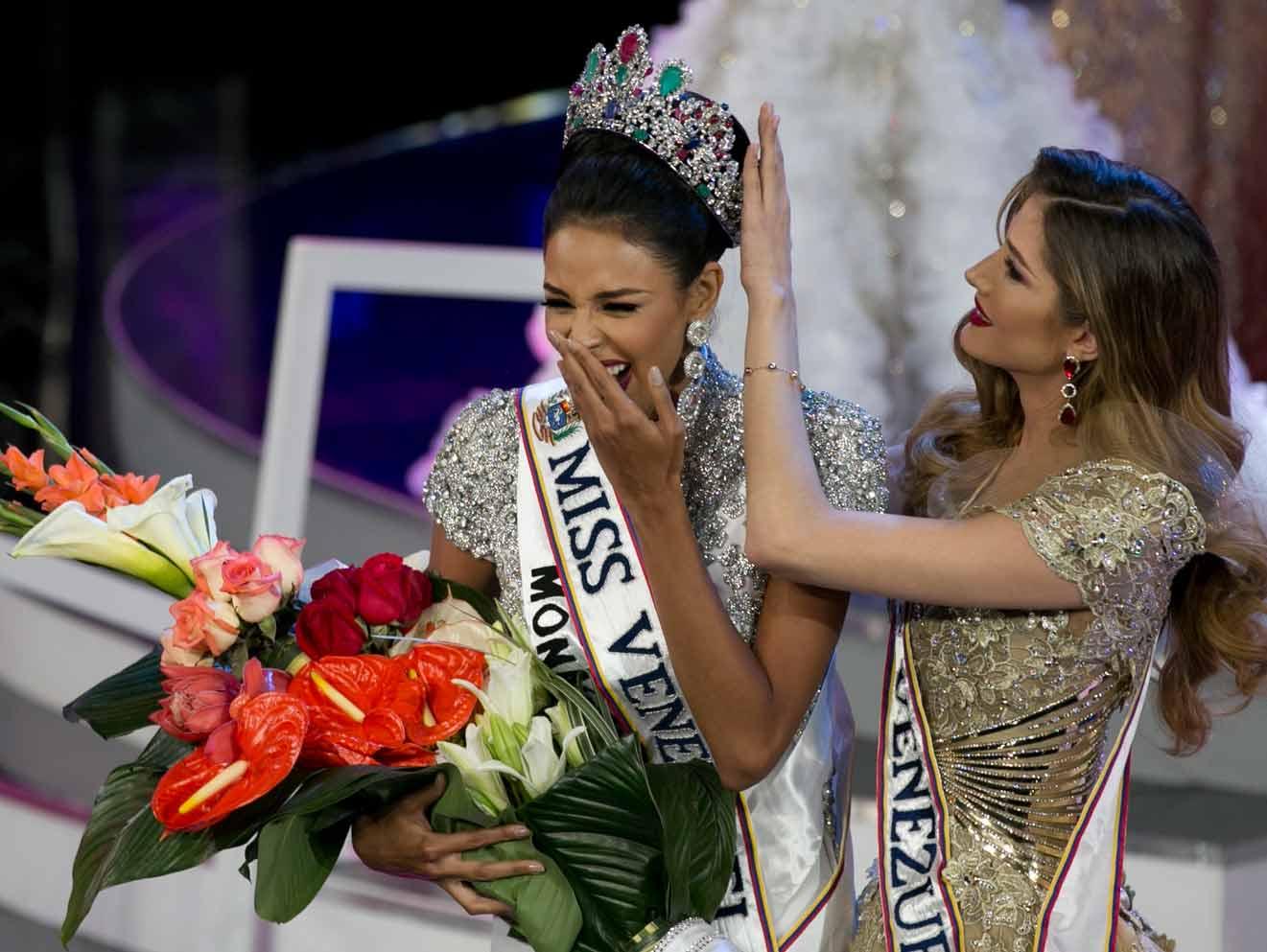 Con todo y crisis, Venezuela elige a su reina de belleza