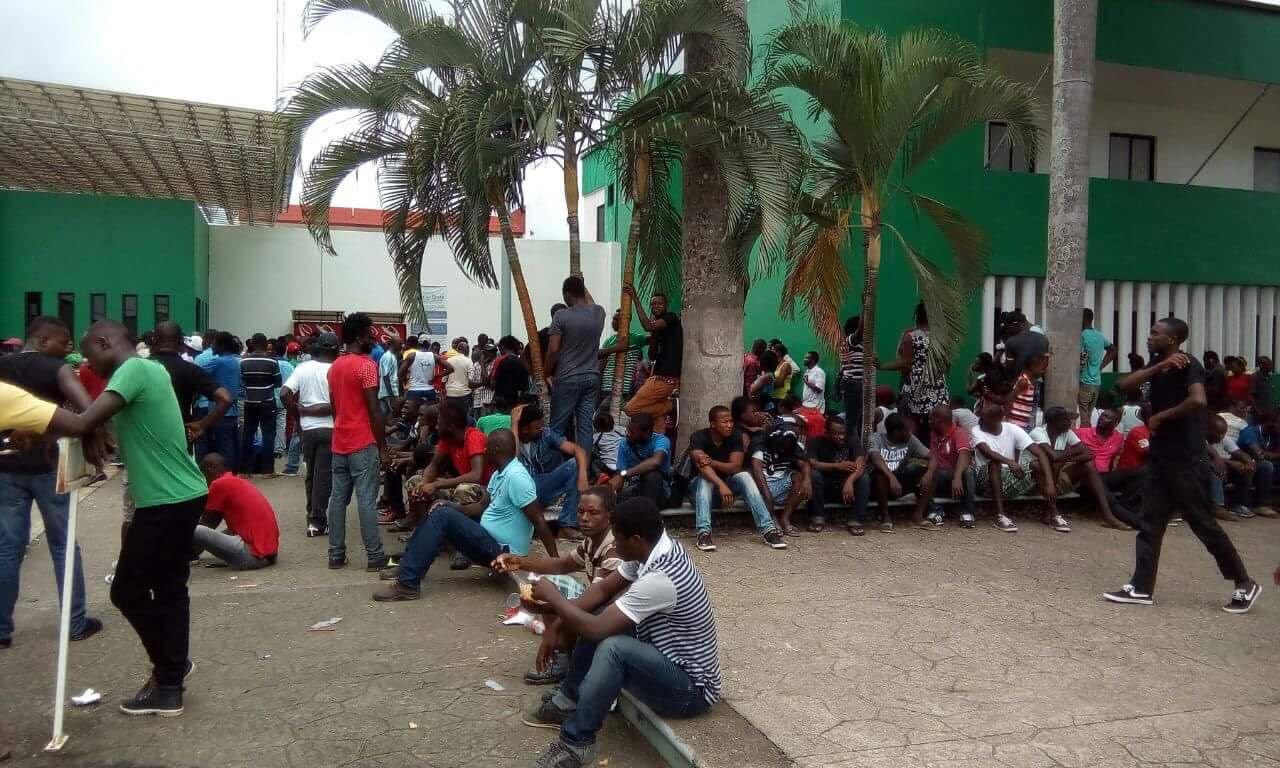 Preocupa la situación sanitaria de migrantes