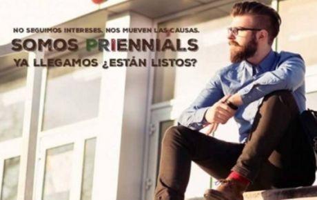 Se burlan en redes de priísta por inventar el término 'Priennials'