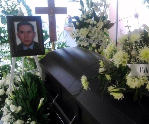 Dan último adiós a juez federal en su natal Guanajuato