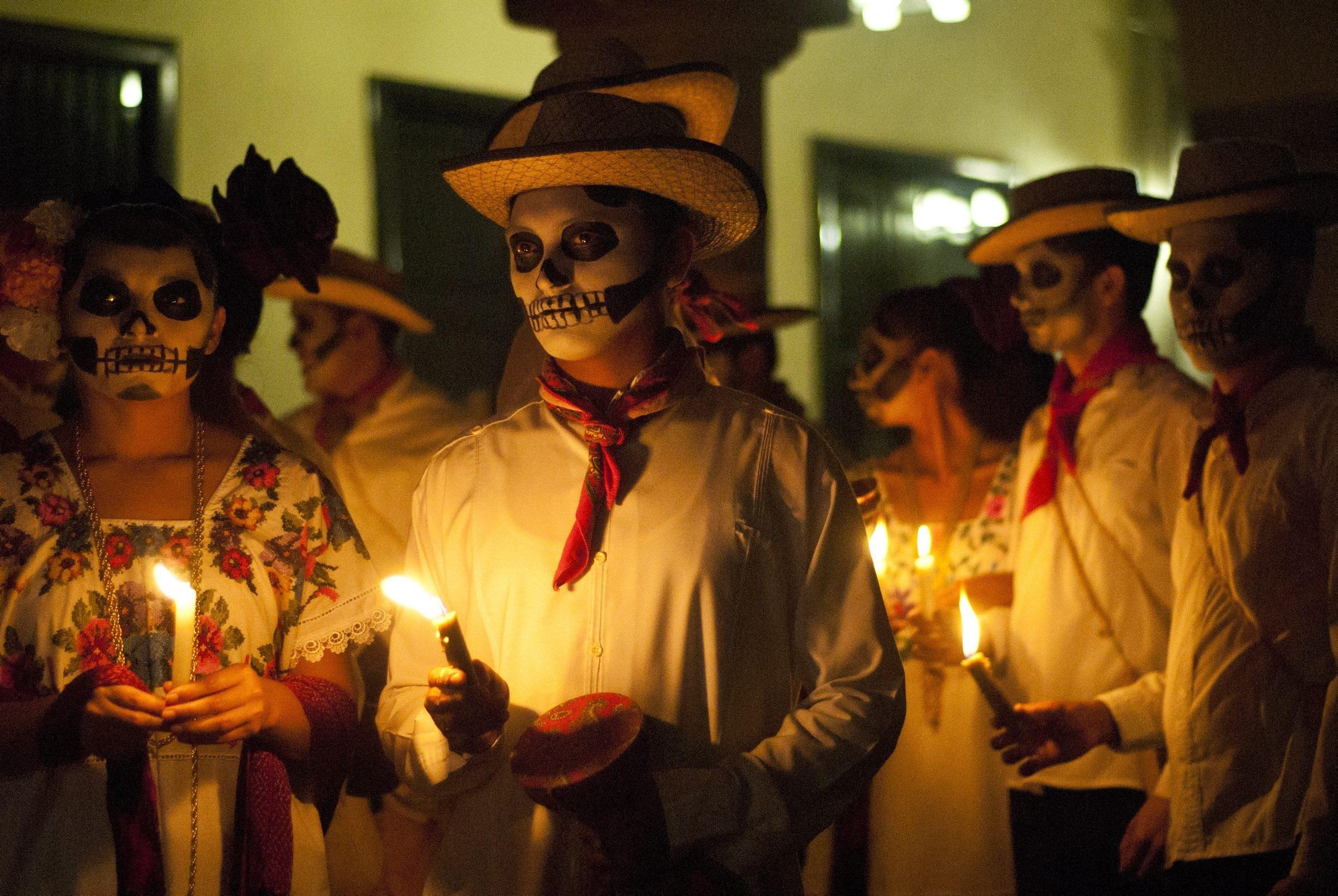 Se suspenderán las celebraciones de Día de Muertos, prevé Rangel Martínez
