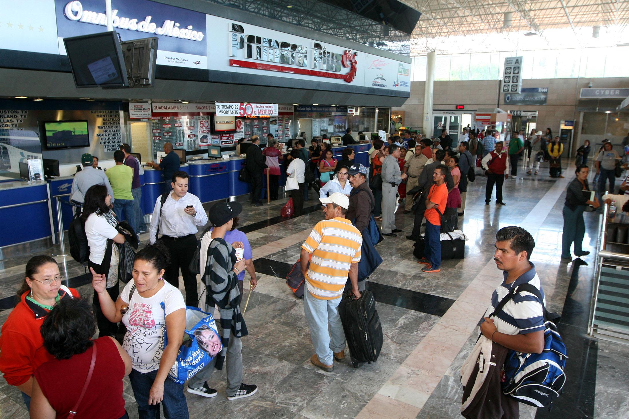 Suspenden en Michoacán corridas de autobuses por tiempo indefinido