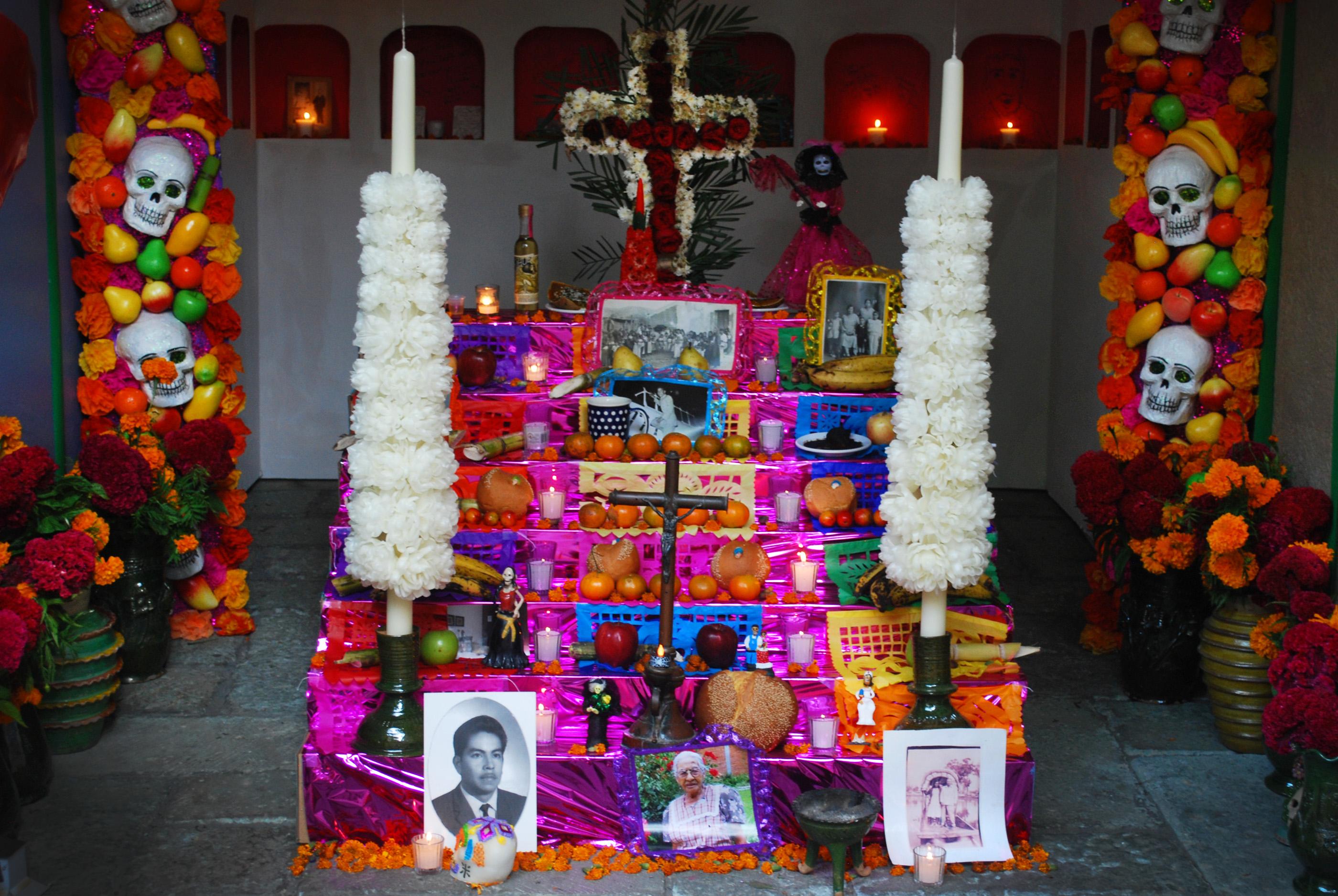 El Biyé, la ofrenda de las familias zapotecas