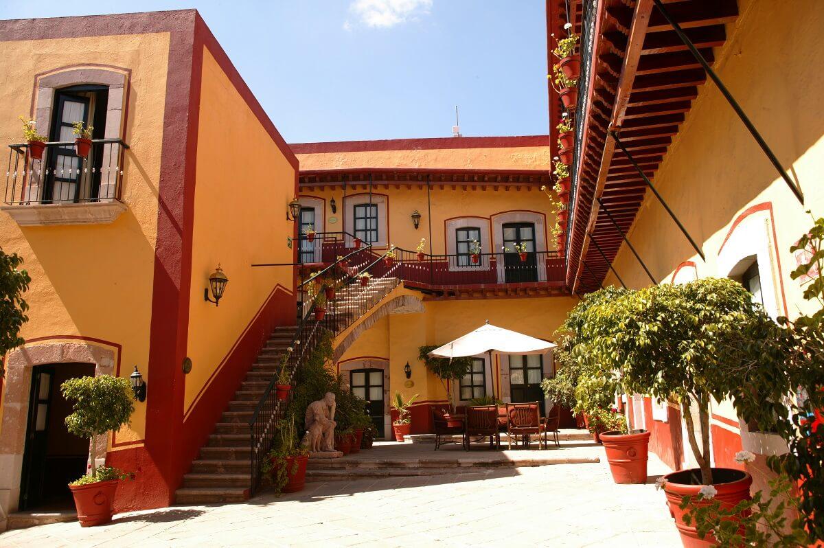 """Vacaciones de leyenda: 5 hoteles """"embrujados"""" en México"""
