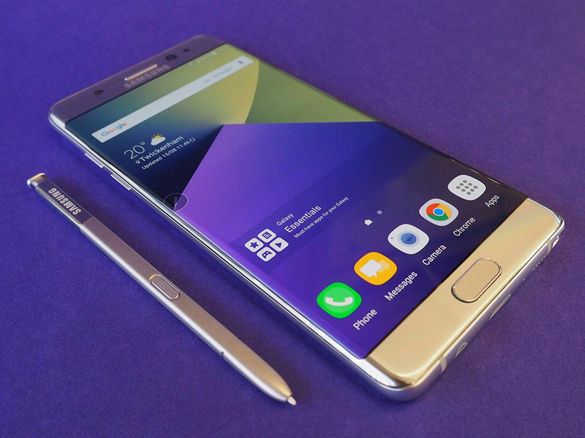 Samsung perderá 5300 mdd por retirar Galaxy Note 7