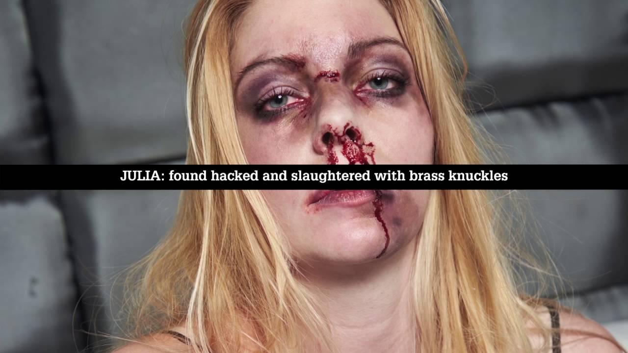 La campaña viral de las sexoservidoras asesinadas