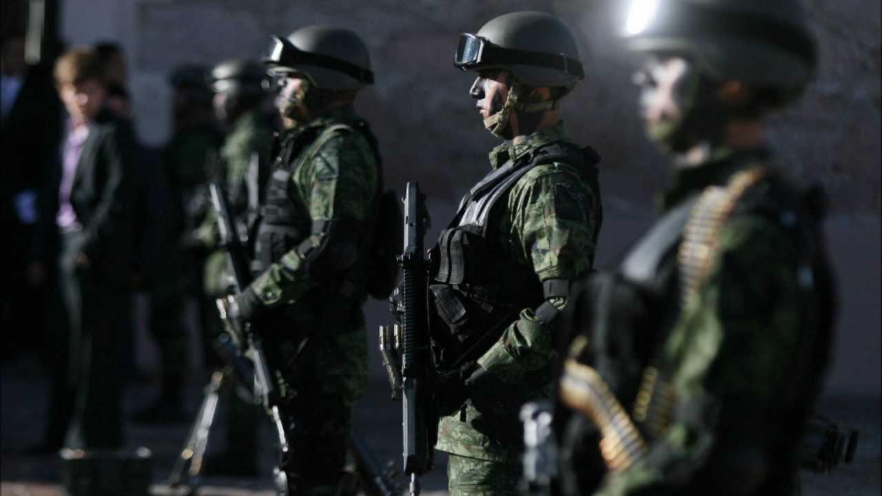 El combate al crimen ha desgastado al Ejército: Cienfuegos
