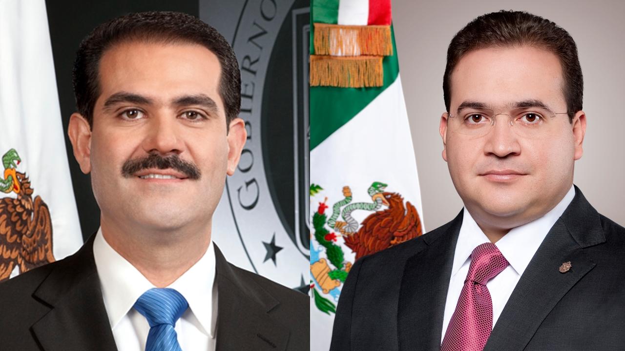Duarte y Padrés están por caer: PGR