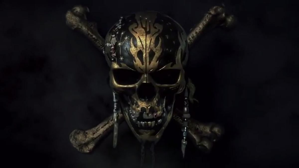 (Video) Javier Bardem protagoniza el primer trailer de ' Pirates of the Caribbean: Dead Men Tell No Tales'