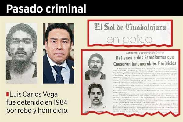 Jalisco: Robó, mató… Y hoy preside Tribunal