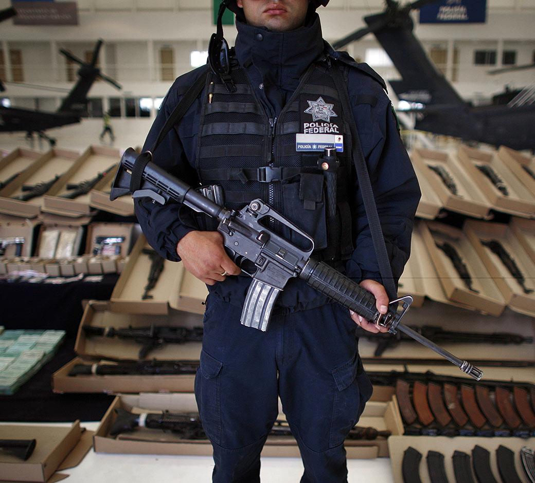 México está mejor en materia de seguridad: Renato Sales