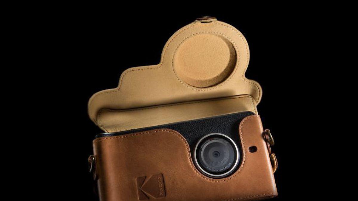 (Video) Kodak busca revivir viejas glorias con su nuevo 'smartphone'