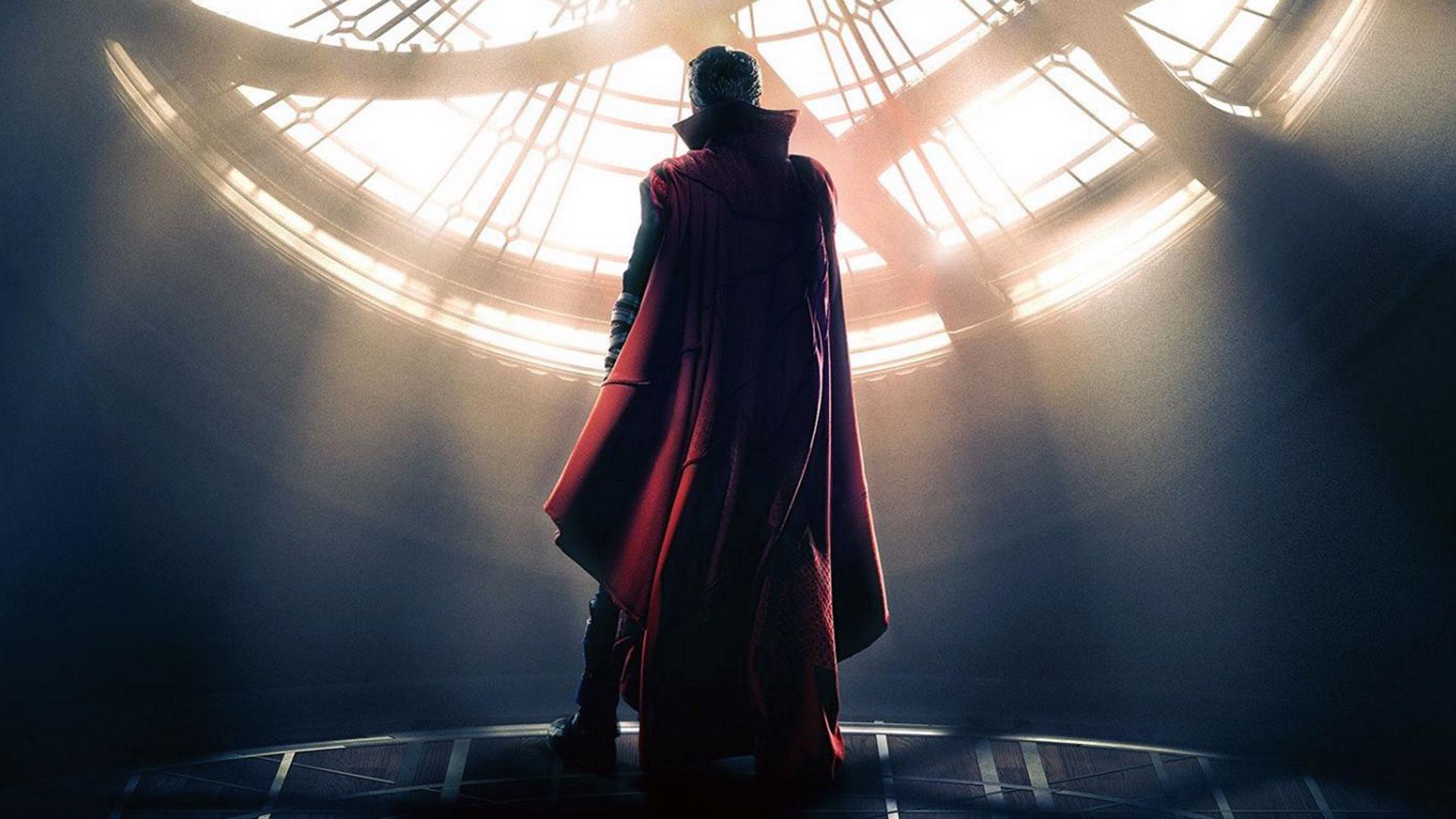 'Doctor Strange' lidera taquillas de EU y Canadá