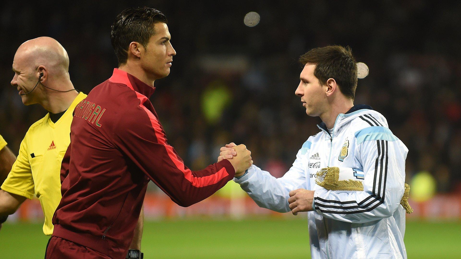 Messi y Cristiano encabezan lista al mejor jugador del año