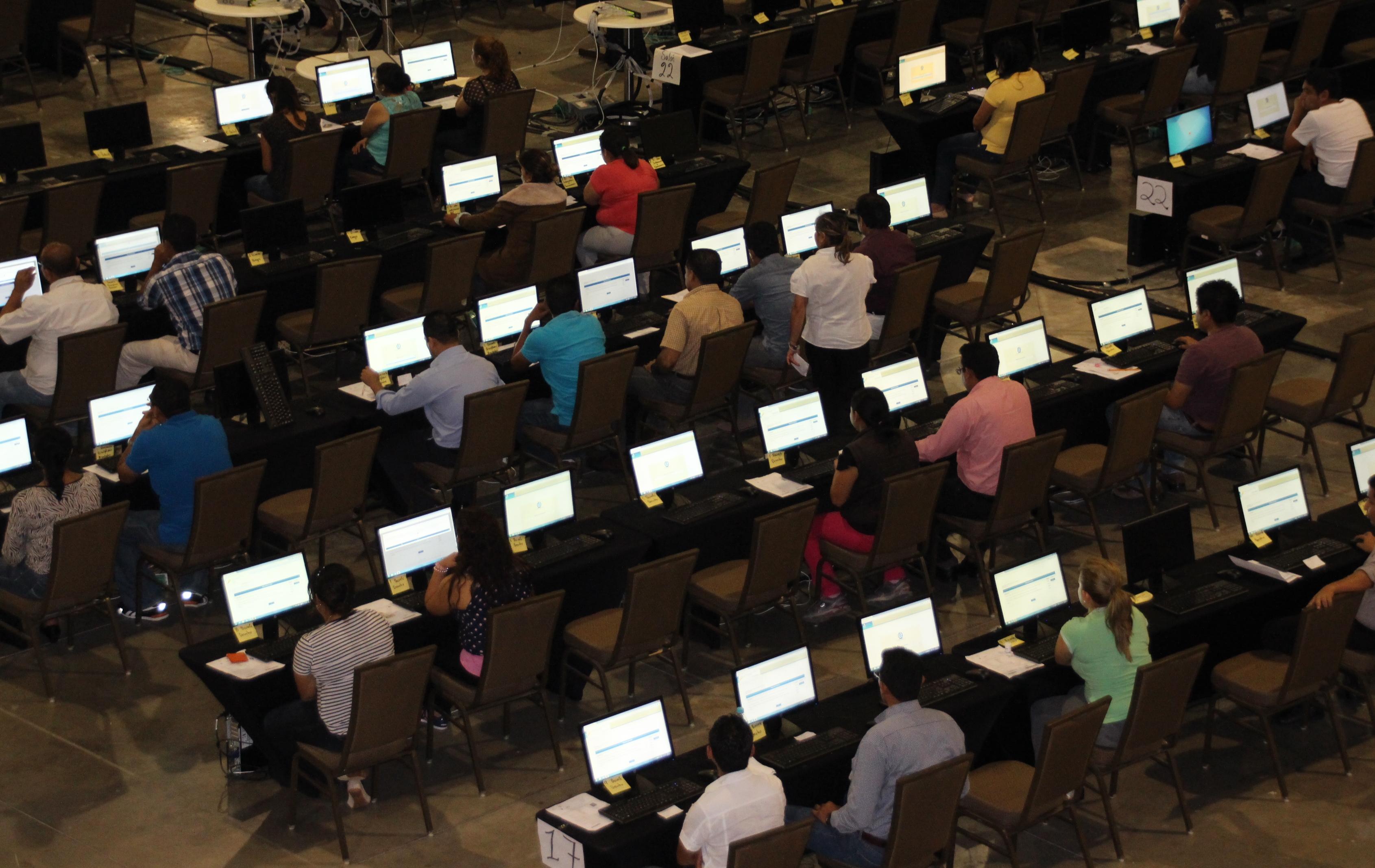 Asiste 90% de docentes a evaluación de ingreso y diagnóstica en todo el país: SEP