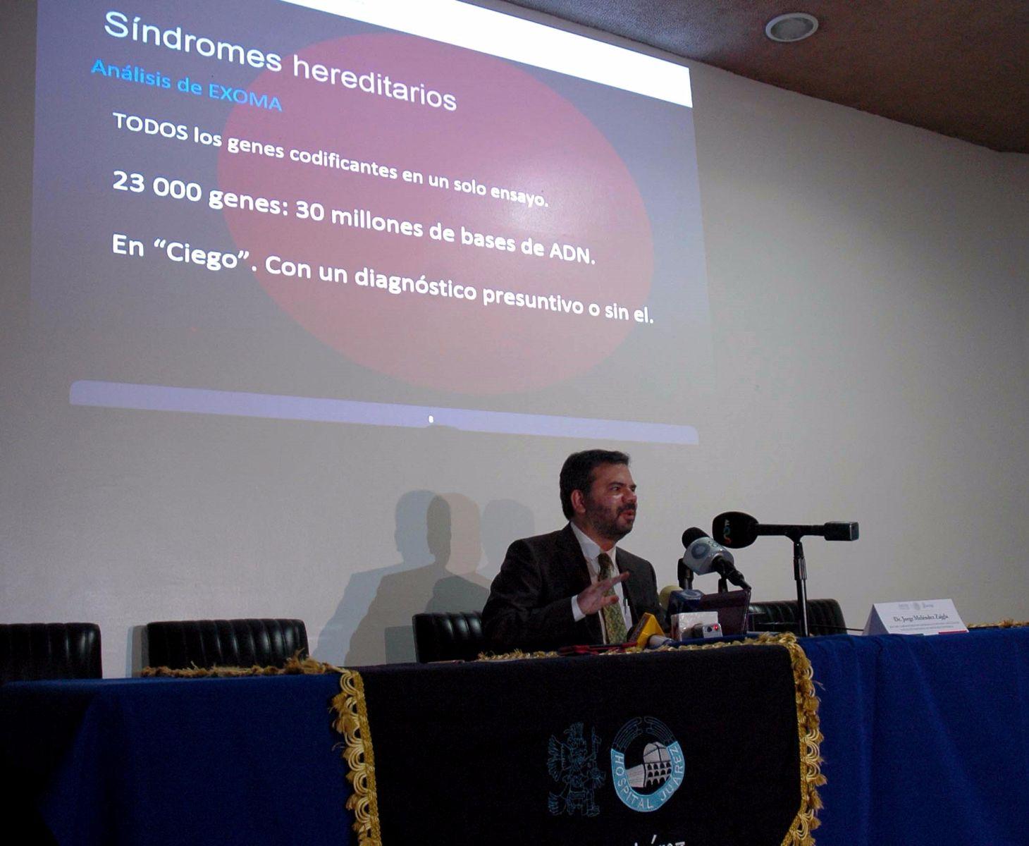 Médicos mexicanos logran aplicar prueba que predice enfermedades