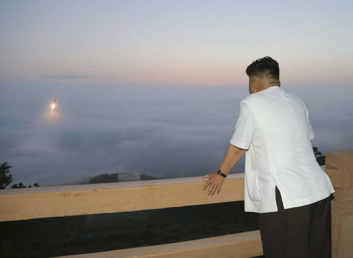 Corea del Norte lanzará misiles el día de las elecciones en Estados Unidos