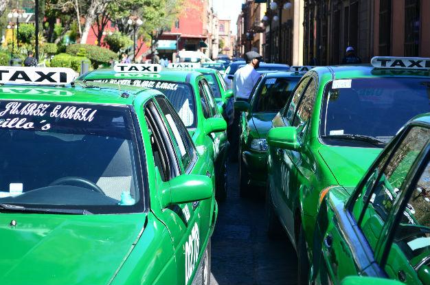 Para mujeres, 21% por ciento de concesiones de taxis: Valdés Martínez