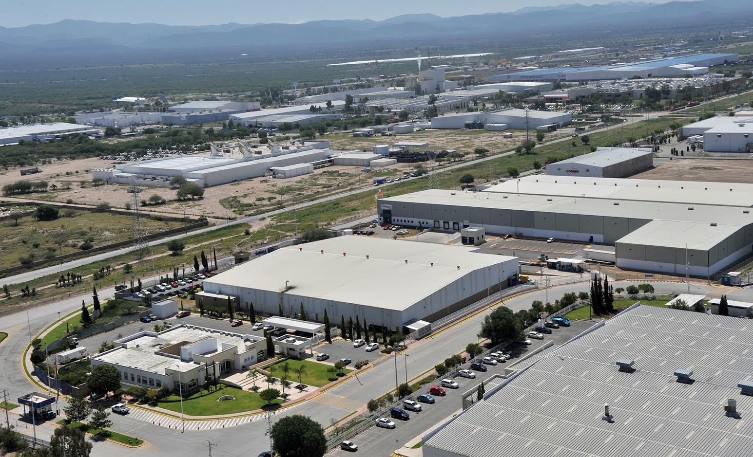 Empresa de la Zona Industrial para labores por contingencia sanitaria