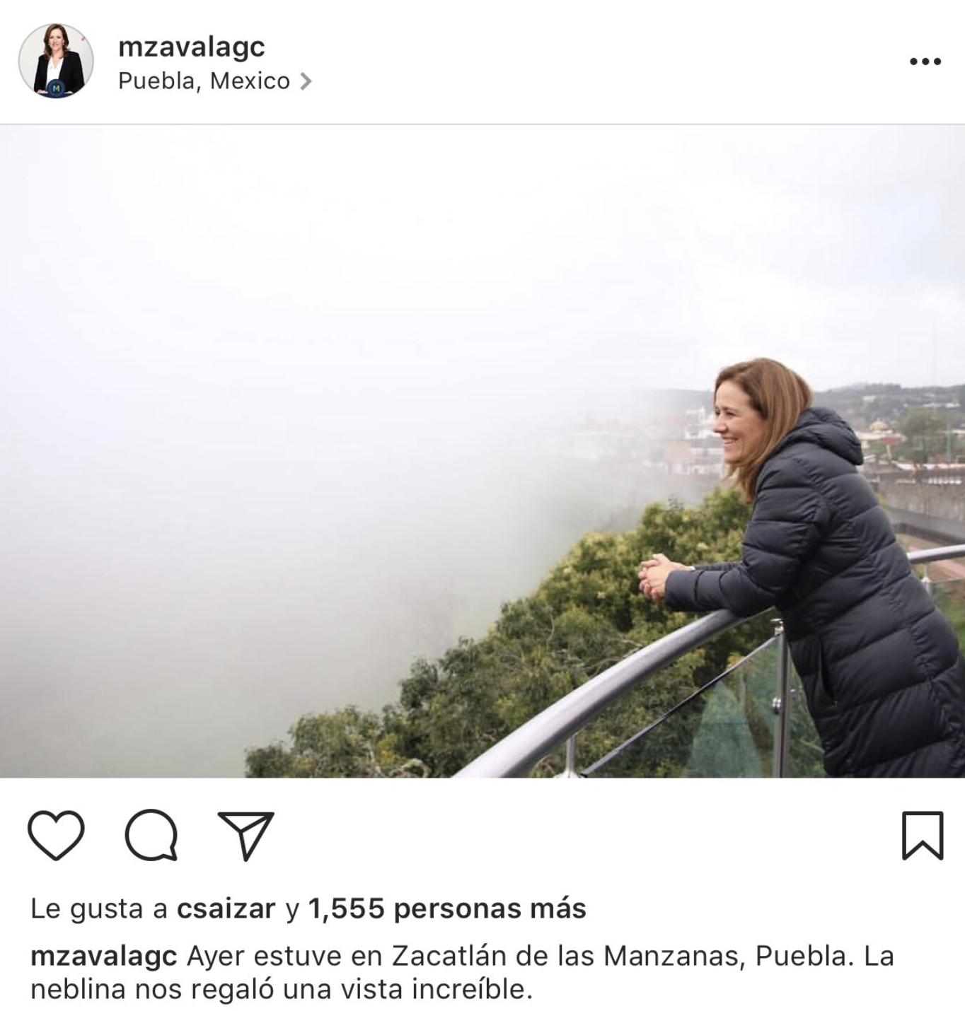 neblina ella increíble