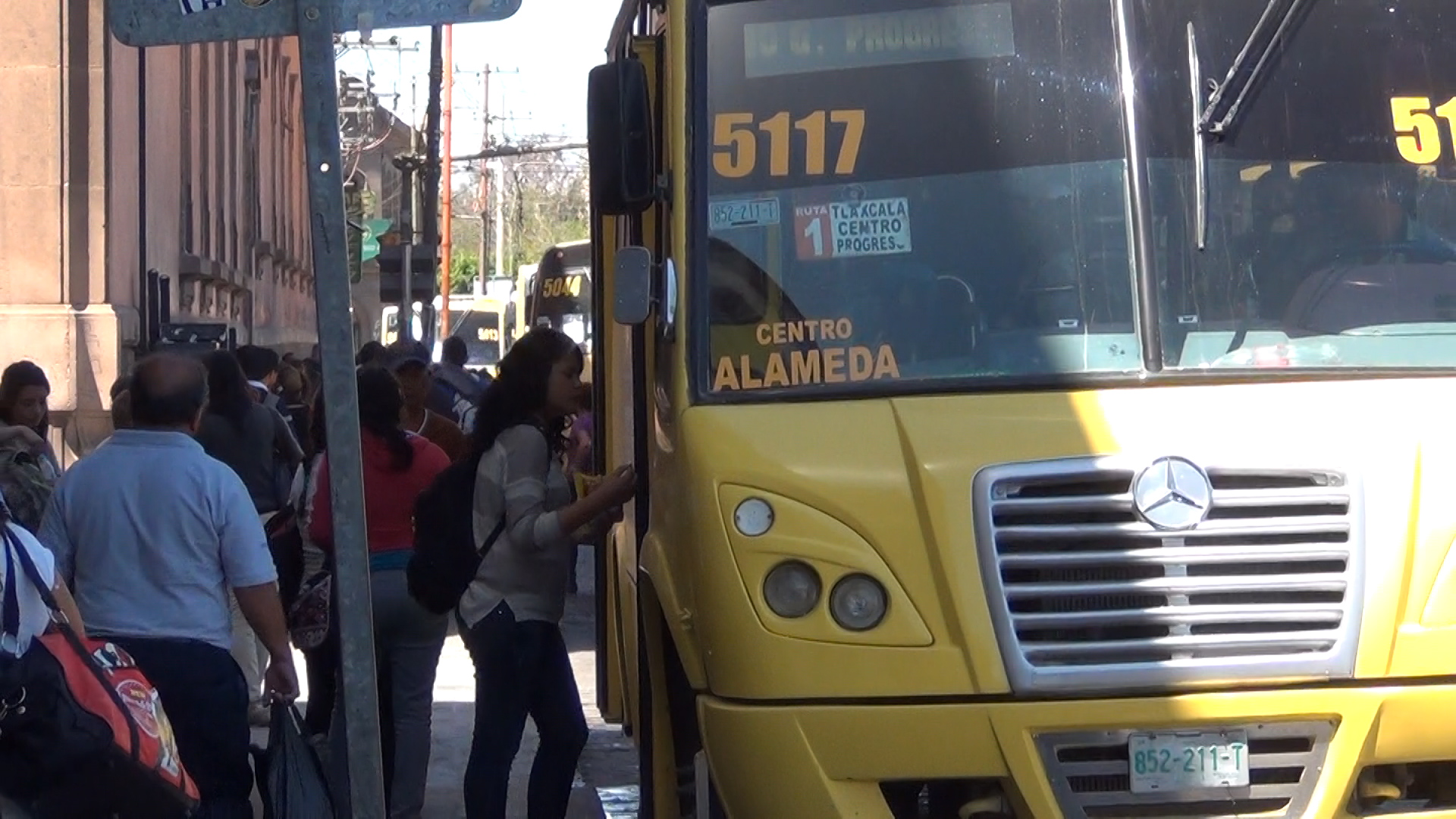 #YoTambiénSoyJuan: el testimonio de María Guadalupe sobre el transporte público potosino