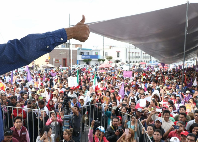 """Denuncias electorales por lo """"caliente"""" del proceso: Secretario General de Gobierno"""