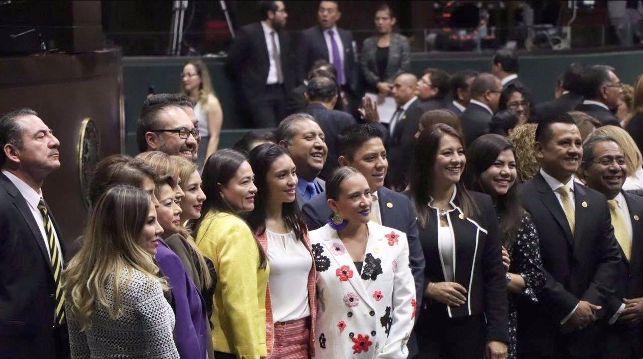 Ricardo Gallardo coordinará a 20 diputados federales del PRD; penúltima fuerza política en San Lázaro