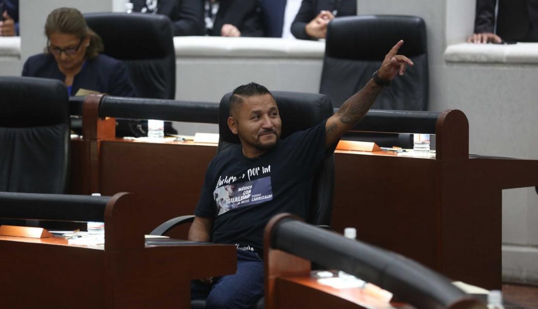 """Pedro Carrizales asegura que es inocente; """"con las investigaciones van a caer máscaras"""", dice"""