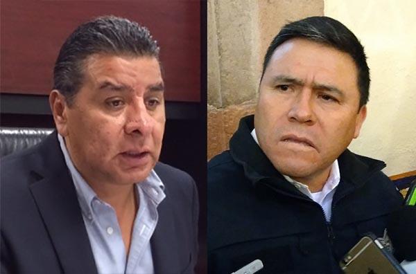 """""""Por dignidad y vergüenza"""", director de Policía Ministerial y titular de la SSPE, deben renunciar: Hernández Contreras"""