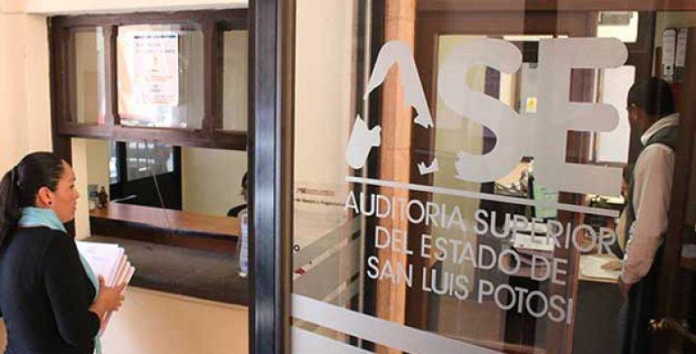 Informes de cuentas públicas 2018 de la ASE, certificado de impunidad: Martínez Benavente