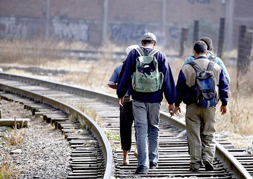 Migrantes serán atendidos por el Insabi