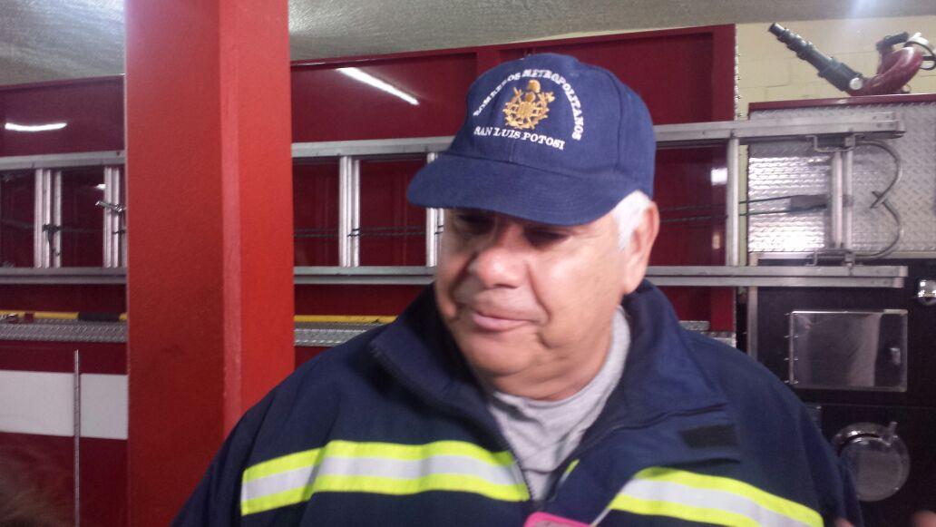 Adeudo de ayuntamiento a Bomberos asciende a 3 mdp: Benavente Duque